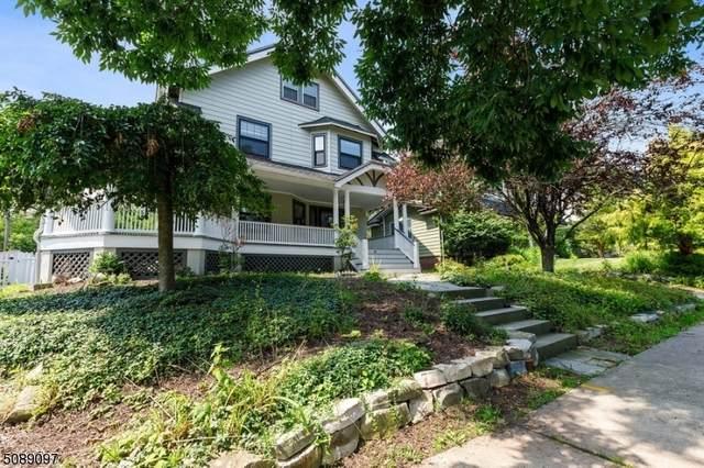 36 Godfrey Rd, Montclair Twp., NJ 07043 (MLS #3728531) :: SR Real Estate Group