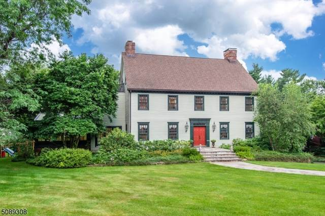 205 S Finley Ave, Bernards Twp., NJ 07920 (MLS #3728571) :: SR Real Estate Group