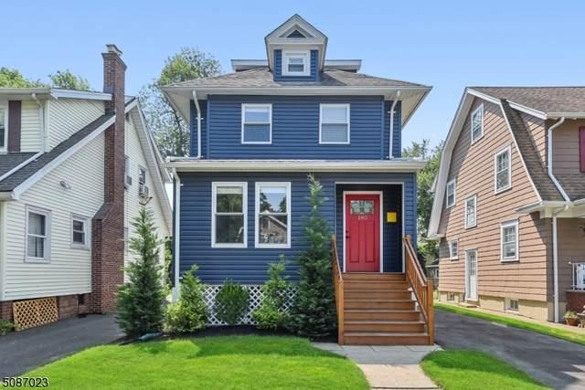 180 W Fairview Ave, South Orange Village Twp., NJ 07079 (MLS #3728573) :: Pina Nazario