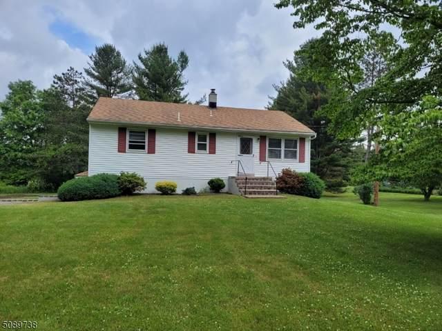 42 Gwinnup Road, Blairstown Twp., NJ 07825 (MLS #3728593) :: Coldwell Banker Residential Brokerage