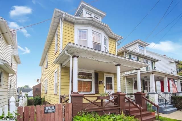 354 Warren St, Phillipsburg Town, NJ 08865 (MLS #3728606) :: SR Real Estate Group