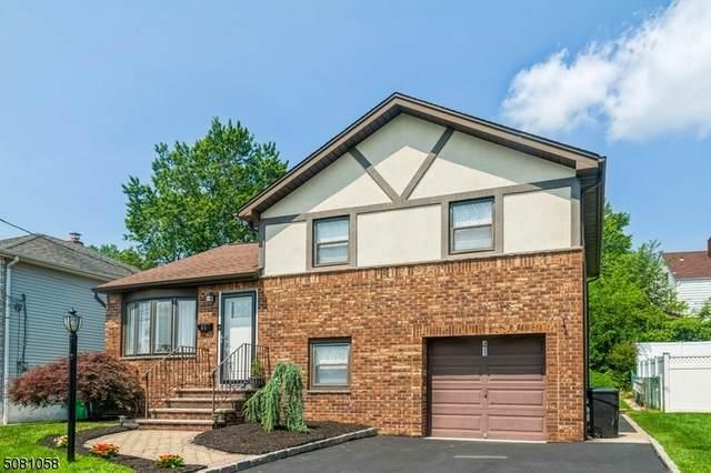 41 Prospect St, Nutley Twp., NJ 07110 (MLS #3728644) :: The Dekanski Home Selling Team