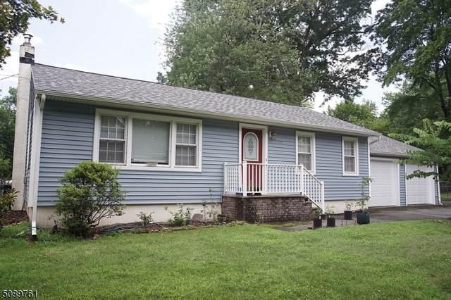 1133 Knoll Rd, Parsippany-Troy Hills Twp., NJ 07005 (MLS #3728692) :: SR Real Estate Group