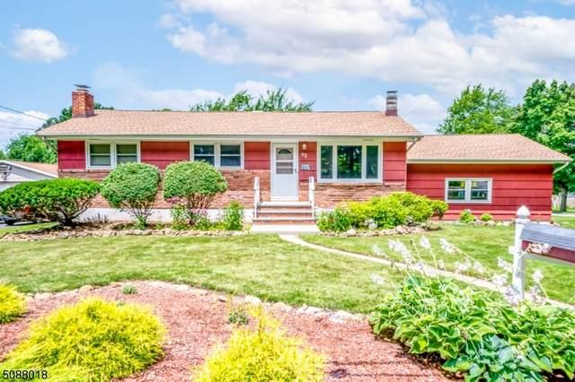 53 Flanders Rd, Mount Olive Twp., NJ 07828 (MLS #3728779) :: Stonybrook Realty