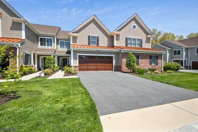 5 Whitney Farm Pl #5, Morris Twp., NJ 07960 (MLS #3728787) :: SR Real Estate Group
