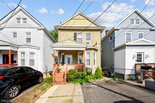 450 Cortlandt St, Belleville Twp., NJ 07109 (MLS #3728802) :: Pina Nazario