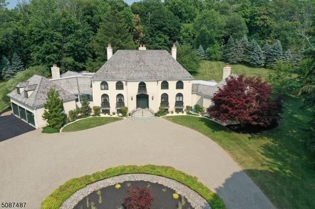 60 Mountaintop Rd, Bernardsville Boro, NJ 07924 (#3728898) :: Rowack Real Estate Team