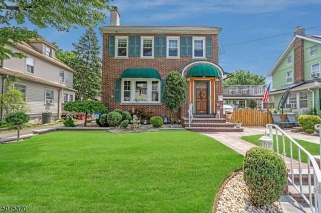 215 (213-215) Glenwood Rd, Elizabeth City, NJ 07208 (MLS #3728922) :: Kiliszek Real Estate Experts