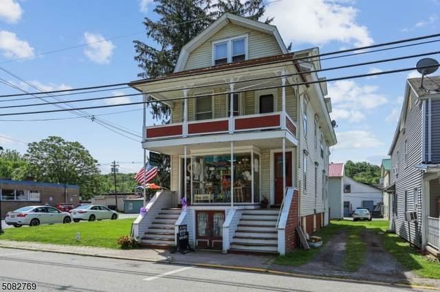 41 Main St, Blairstown Twp., NJ 07825 (MLS #3728963) :: Coldwell Banker Residential Brokerage