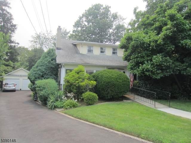 530 Irvington Ave, Maplewood Twp., NJ 07040 (MLS #3728965) :: Zebaida Group at Keller Williams Realty