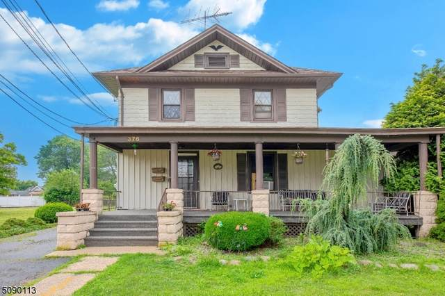 376 E Main St, Somerville Boro, NJ 08876 (MLS #3728975) :: The Dekanski Home Selling Team