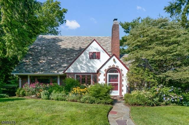 91 Courter Ave, Maplewood Twp., NJ 07040 (MLS #3729023) :: Zebaida Group at Keller Williams Realty