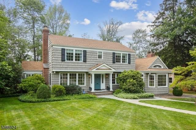 17 Fairfield Ter, Millburn Twp., NJ 07078 (MLS #3729057) :: SR Real Estate Group