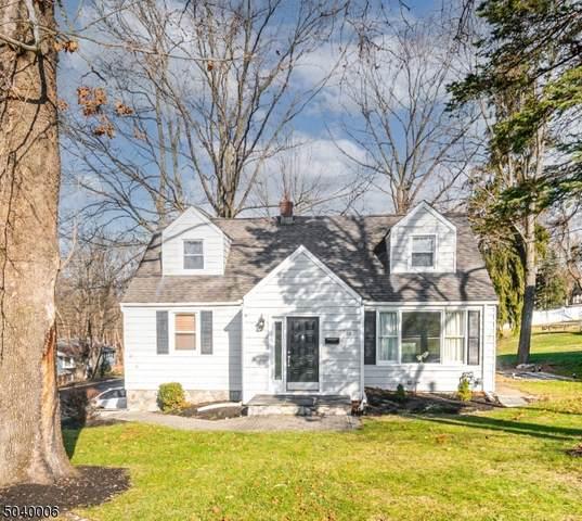 35 Walker Ave, Morristown Town, NJ 07960 (MLS #3729088) :: Kay Platinum Real Estate Group