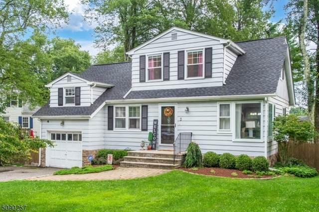 2 Colony Dr, North Caldwell Boro, NJ 07006 (MLS #3729100) :: The Dekanski Home Selling Team