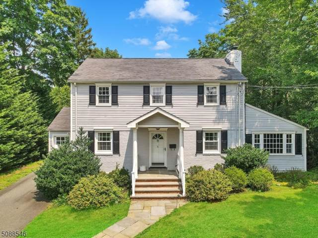 8 Deerfield Rd, Millburn Twp., NJ 07078 (MLS #3729133) :: SR Real Estate Group