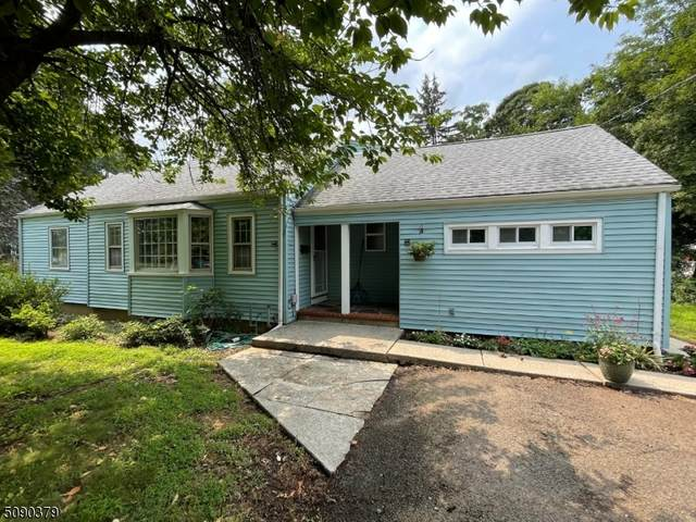 157 Mount Airy Rd, Bernardsville Boro, NJ 07924 (MLS #3729138) :: The Dekanski Home Selling Team