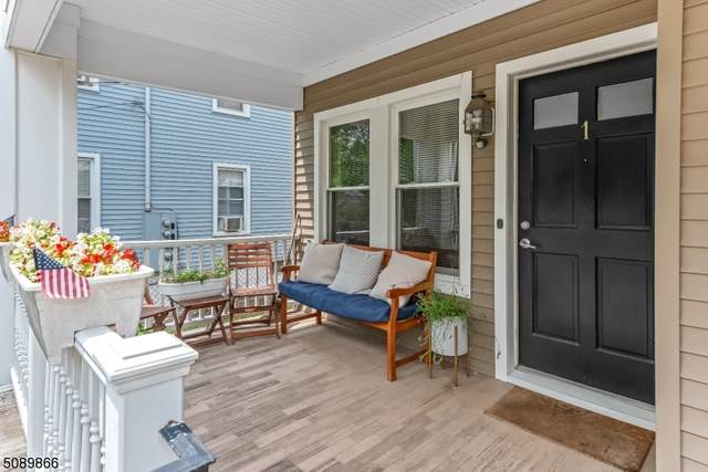 53 Wetmore Ave #1, Morristown Town, NJ 07960 (MLS #3729162) :: SR Real Estate Group