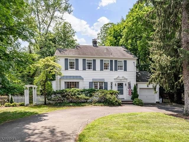 103 Eagle Rock Ave, Roseland Boro, NJ 07068 (MLS #3729167) :: The Dekanski Home Selling Team