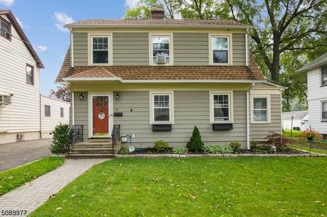 33 S Maple Ave, Springfield Twp., NJ 07081 (MLS #3729217) :: Zebaida Group at Keller Williams Realty