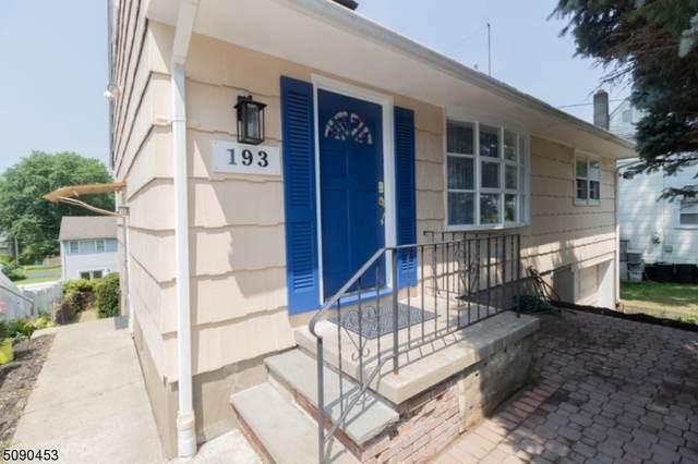 193 Newark Pompton Tpke, Wayne Twp., NJ 07470 (MLS #3729222) :: The Dekanski Home Selling Team