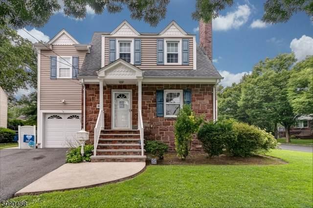 19 Franklin Ave, Cranford Twp., NJ 07016 (MLS #3729275) :: Stonybrook Realty