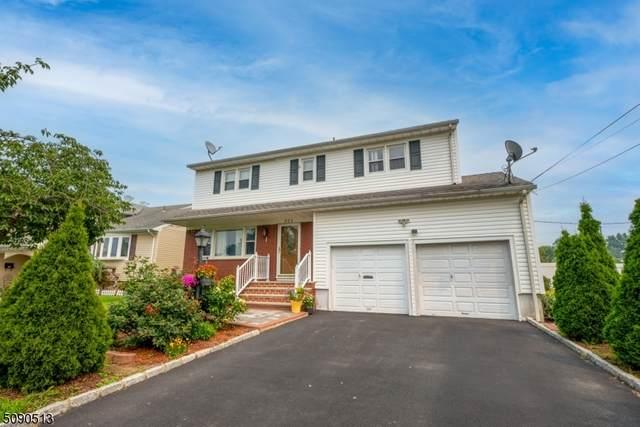 823 Inwood Rd, Union Twp., NJ 07083 (MLS #3729293) :: Stonybrook Realty