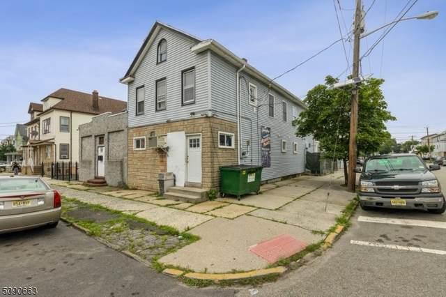 37 S 2nd Street, Elizabeth City, NJ 07206 (MLS #3729427) :: SR Real Estate Group