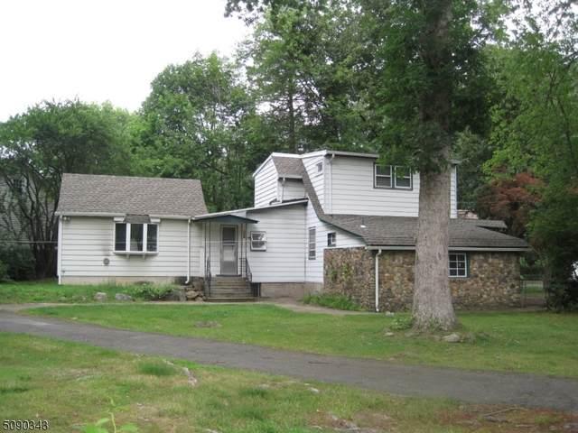 94 Papscoe Dr, Parsippany-Troy Hills Twp., NJ 07054 (MLS #3729430) :: SR Real Estate Group