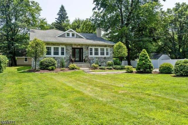 96 Mountain Ave, North Caldwell Boro, NJ 07006 (MLS #3729431) :: Zebaida Group at Keller Williams Realty
