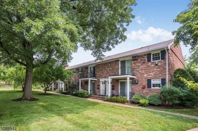320 South St 11J, Morristown Town, NJ 07960 (MLS #3729433) :: Kay Platinum Real Estate Group