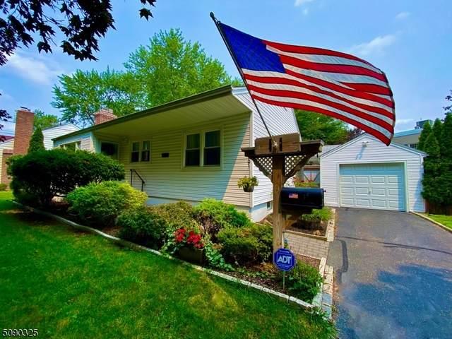 103 Caldwell Pl, Springfield Twp., NJ 07081 (MLS #3729498) :: Zebaida Group at Keller Williams Realty