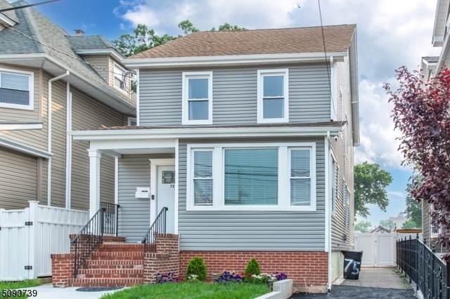 75 Clover St, Elizabeth City, NJ 07202 (MLS #3729514) :: The Sikora Group