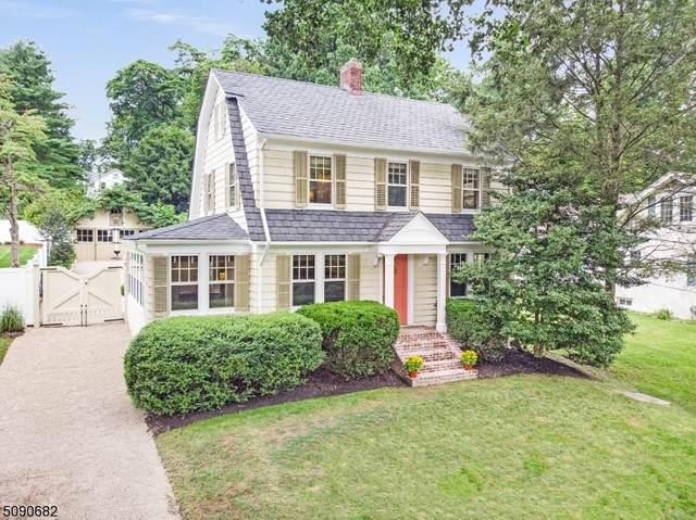 123 Mount Airy Rd, Bernardsville Boro, NJ 07924 (MLS #3729516) :: The Dekanski Home Selling Team