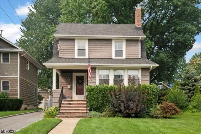 40 S Spring Garden Ave, Nutley Twp., NJ 07110 (#3729522) :: Jason Freeby Group at Keller Williams Real Estate