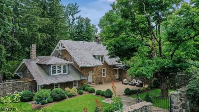 51 Mountain Top Rd, Bernardsville Boro, NJ 07924 (MLS #3729585) :: The Dekanski Home Selling Team
