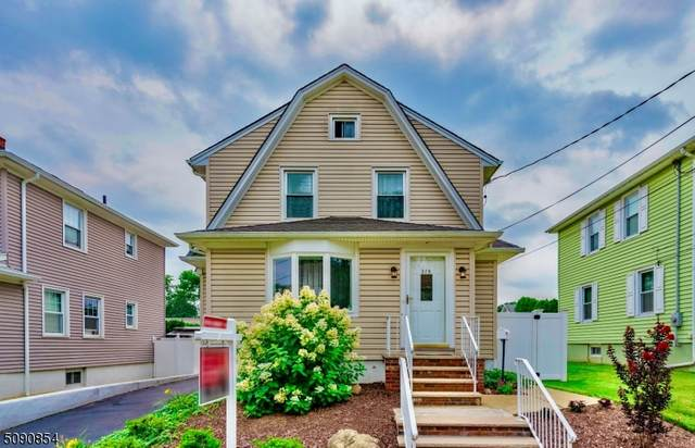118 Dixie Ave, Hawthorne Boro, NJ 07506 (MLS #3729632) :: Stonybrook Realty