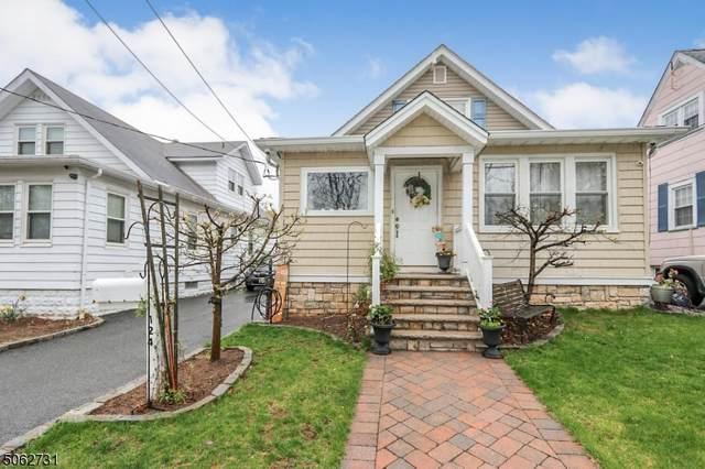 124 Summit Ave, Bloomfield Twp., NJ 07003 (MLS #3729681) :: Pina Nazario