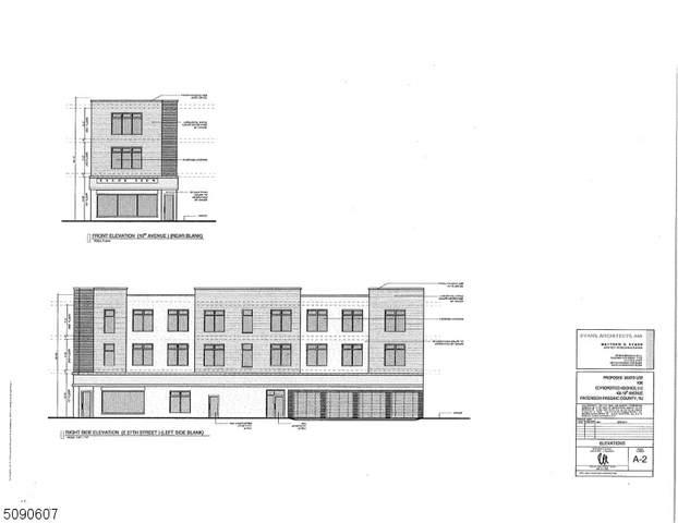 435 10Th Ave #6, Paterson City, NJ 07514 (MLS #3729695) :: Stonybrook Realty