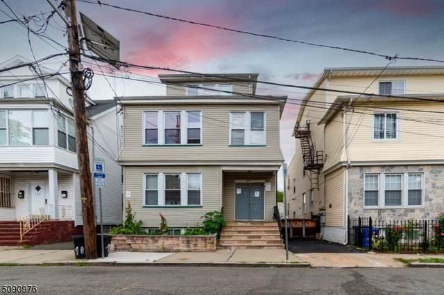 184 Huntington Ter, Newark City, NJ 07112 (MLS #3729741) :: Kay Platinum Real Estate Group