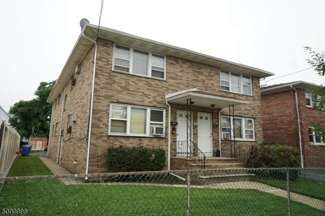 3016 S Wood Ave, Linden City, NJ 07036 (MLS #3729783) :: The Sikora Group