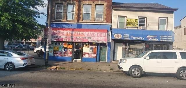 399 Main St, Paterson City, NJ 07501 (MLS #3729825) :: The Dekanski Home Selling Team