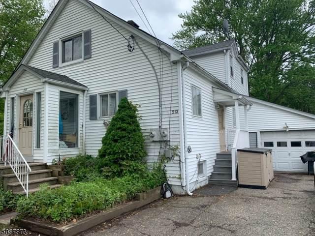 513 Passaic Ave, West Caldwell Twp., NJ 07006 (MLS #3729843) :: Zebaida Group at Keller Williams Realty