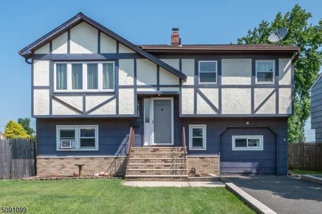 4 S Mckinley Ave, Woodbridge Twp., NJ 08830 (MLS #3729865) :: Team Braconi | Christie's International Real Estate | Northern New Jersey