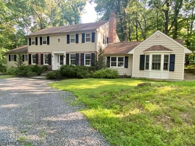 6 Oak Ridge Rd, Bernardsville Boro, NJ 07924 (MLS #3729988) :: The Dekanski Home Selling Team