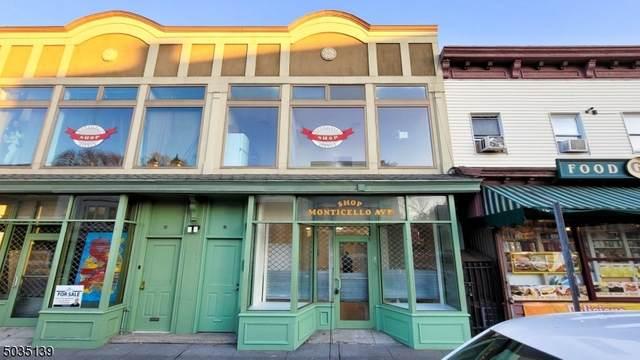 112 Monticello Ave #2, Jersey City, NJ 07304 (MLS #3730017) :: PORTERPLUS REALTY