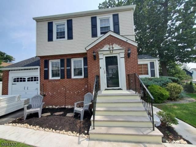 490 Dewitt Ave, Belleville Twp., NJ 07109 (MLS #3730087) :: Zebaida Group at Keller Williams Realty
