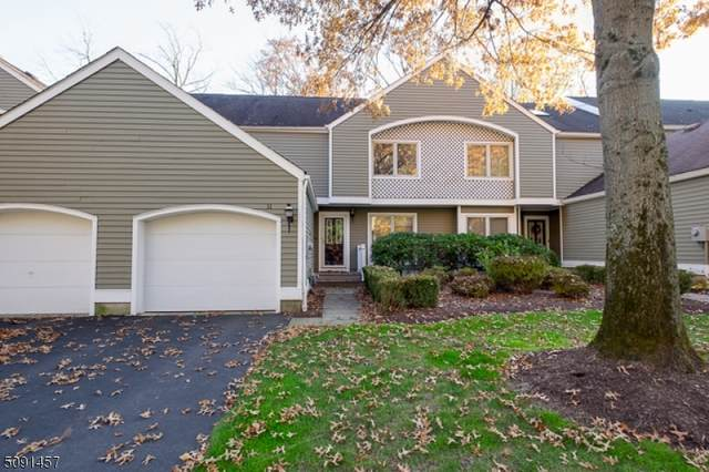 51 Sherwood Dr, Morris Twp., NJ 07960 (MLS #3730151) :: SR Real Estate Group