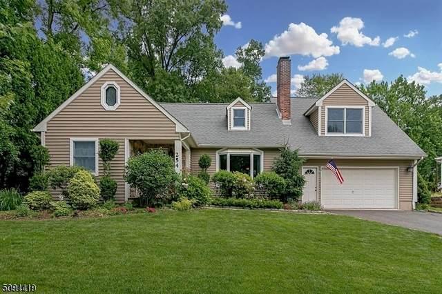 254 Hickory Ln, Mountainside Boro, NJ 07092 (MLS #3730214) :: Kay Platinum Real Estate Group