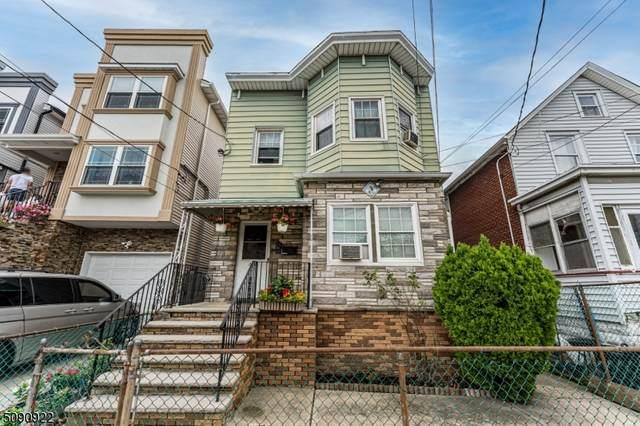232 Rankin St, Elizabeth City, NJ 07206 (MLS #3730286) :: The Sikora Group